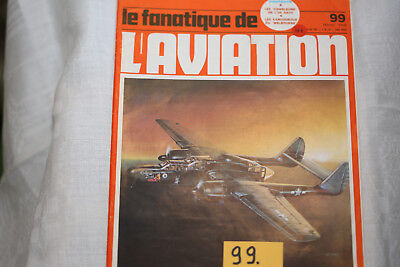 le fana de l'aviation-n°99-les Caudron d'entrainement 2°-Northrop Black Widow 2°