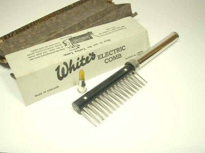 Quack Medicine : White's Electric Comb