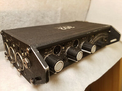 Sound Devices 302 Field Mixer Fully Tested Working Great Sound SD
