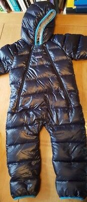 Patagonia Infant/ Baby Down Snowsuit Size 12-18 mths