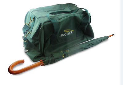Jaguar   Tank Bag And Umbrella  24 Green