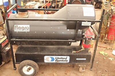 Flagro USA Indirect Heater- 200,000 BTU Diesel Kerosene