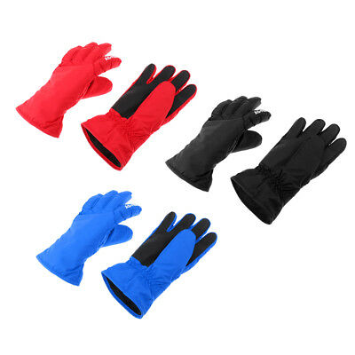 Winter Sports Super Warm Gloves, Thickened Thermal Waterproof Snowboard
