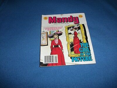 VERY RARE MANDY  PICTURE STORY LIBRARY BOOK from 1990's: never read-ex condit!