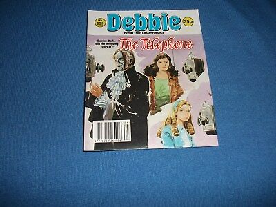 VERY RARE DEBBIE PICTURE STORY LIBRARY BOOK from 1990's: never read-ex condit!