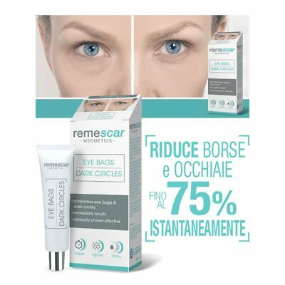 REMESCAR REDUCTOR BORSE OCCHI Remescar Eye Bags And Dark Circles 8ml