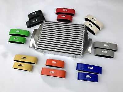 Mtc Motorsport Mini R53 Cooper S 02-06 1.6 Top Mount Intercooler And Snoot Boots