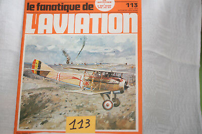 le fana de l'aviation-n°113-le Spitfire 7°-Lockheed Ventura et Harpoon 2°-4/79