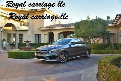 2016 Mercedes-Benz Other  2016 Mercedes-Benz AMG CLA 45 4MATIC