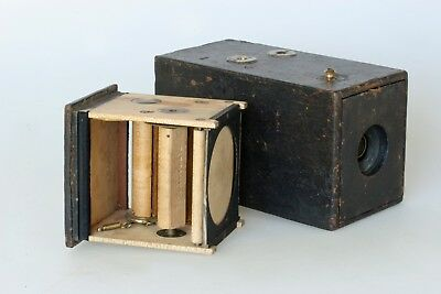 Super rare vintage box camera Kodak N° 1  de 1888