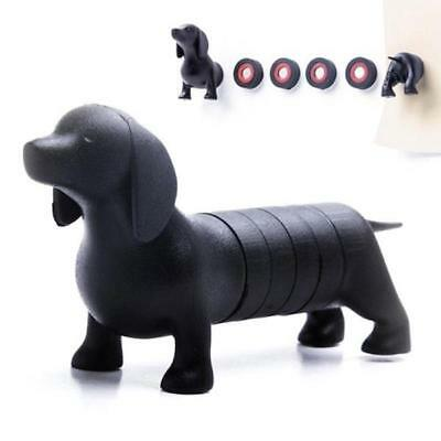 Dachshund Sausage Dog Weiner Teckel Dackel Magnetic Set So Cute BNIB
