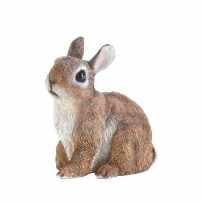 Decor Garden, Sitting Rabbit Outdoor Decorative Funny Garden Decorations