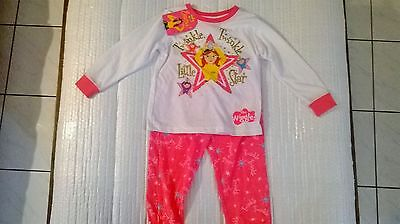WIGGLES EMMA P.J. SET / Girl / Sizes 3, 4 and 5.