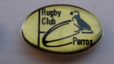 Pin's rugby