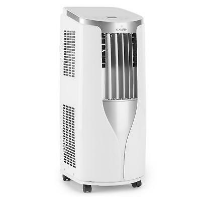 New Portable Air Condition Unit Strong Cooling Remote 4 Speed Fan Timer Sleep