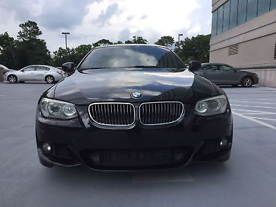 2011 BMW 3-Series 335i 2011 BMW 335i Coupe, M Sport Package, Leather Interior, Black/Beige