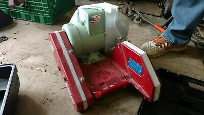 MK 101 Diamond Ceramic 10in Tile Saw MK101 1.5HP 115 Volt 3400rpm USED
