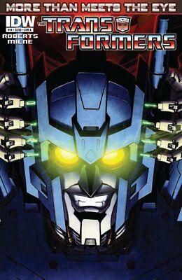 Transformers More Than Meets The Eye #14 Cover A IDW Publishing