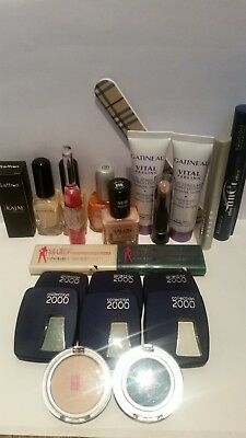 Collection 2000, Bourjois, Gatineau & Maybelline Job Lot 24 Items