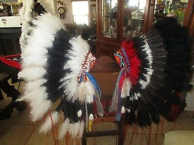 Souix And Choctaw Warbonnets