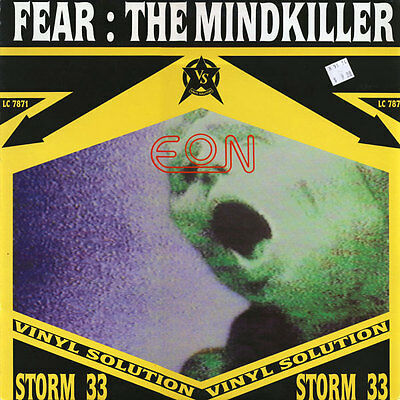 "Eon ‎–  Fear : The Mindkiller (12"")"