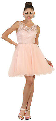 94a0967357 New Sweet 16 Short Birthday Party Dress Winter Formal Prom Cocktail  Homecoming