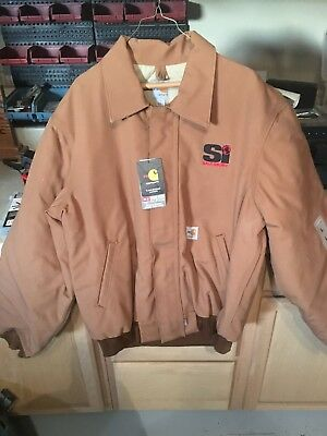 Carhart Insulated FR Jacket