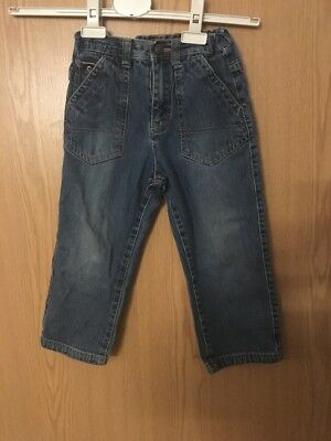 Timberland Established 1973  Boys jeans size 4 T. Very Good Condition