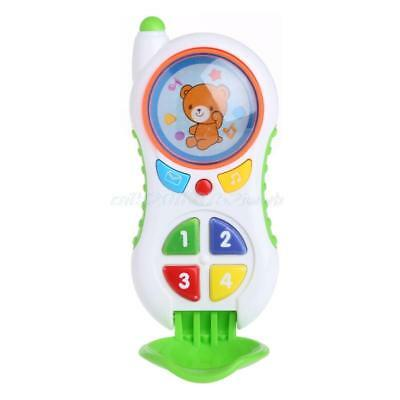 Baby Kids Mobile Cellphone Learning Study Music Sound Children Educational Toys