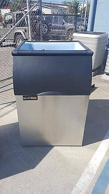 Refurbished Ice Bin - 500lb Rated Ice-O-Matic Ice Storage Bin (m# B55)