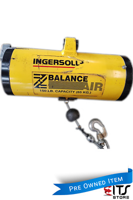Air Tool Balance Z Brake Ingersol Rand 65 KG Capacity at 100 PSI Spring Balancer