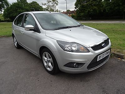 Ford Focus Zetec  Automatic Full Service History