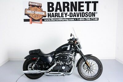 Iron 883™  2015 Harley-Davidson Iron 883 XL883N Used P14212 BLACK