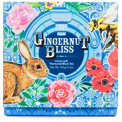 T2 Gingernut Bliss Limited Edition Chai Tea 250g