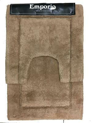 Emporio Racetrack 2 Piece Bath Mat Set