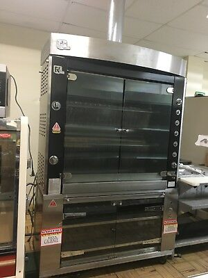Rotisserie Rotisol gas Model 1350-5 GREAT CONDITION