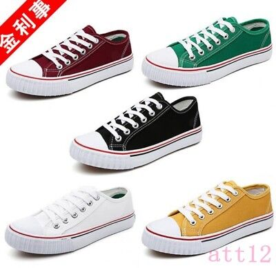ALL Size Men's Chuck Ox Low High Top College Chic shoes casual Canvas Sneakers