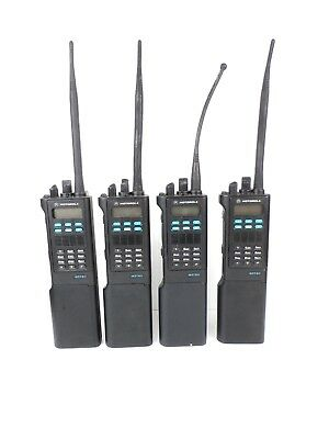 Lot of 5 x MOTOROLA ASTRO SABER III 800MHZ RADIO H04UCH9PW7AN - Used, Works