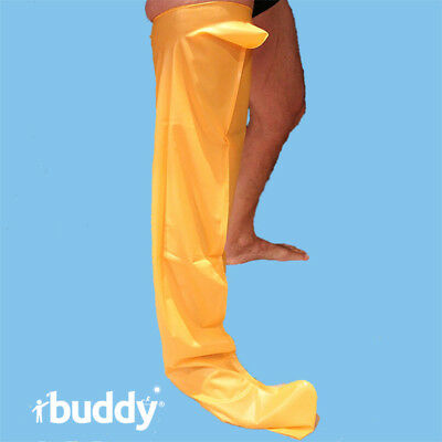 BuddyCover Waterproof Wound and Cast Bandage Protector - Long leg 100cm length