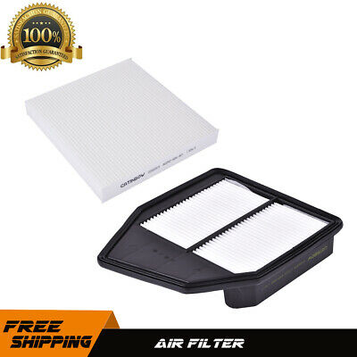 Engine Cabin Air Filter For Honda Accord  4CYL 2.4L 08-12 CROSSTOUR 2.4L AF6309