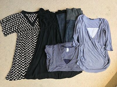 Maternity Mixed Clothes Size 10-12