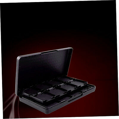 32 Slots Portable Game Card Protective Hard Storage Case Box For 3DS/3DSXL R#