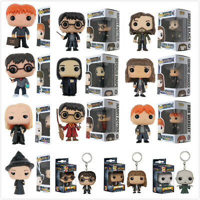 Funko Pop! Harry Potter Hermione Sirius Dobby Vinyle Action Figurine Jouet Gift