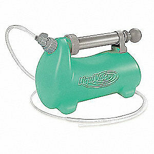 LIQUIVAC Oil Changing Unit,Portable,Teal Green, 2000LV, Teal Green