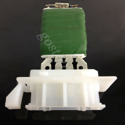 For VAUXHALL OPEL VECTRA C SIGNUM HEATER BLOWER MOTOR CONTROL RESISTOR 9180020