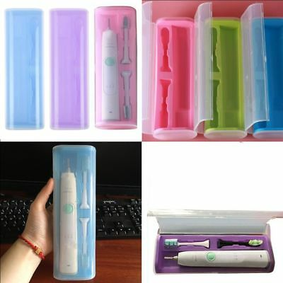 Electric Toothbrush Travel Holder Safe Storage Case Box per Oral-B scatola