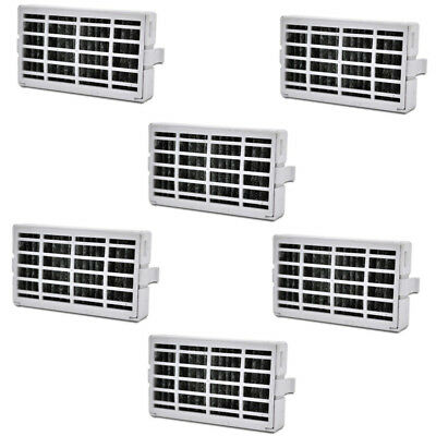 6x New Replace Refrigerator Air Filter Fits Whirlpool AIR1 W10311524 Fresh Flow