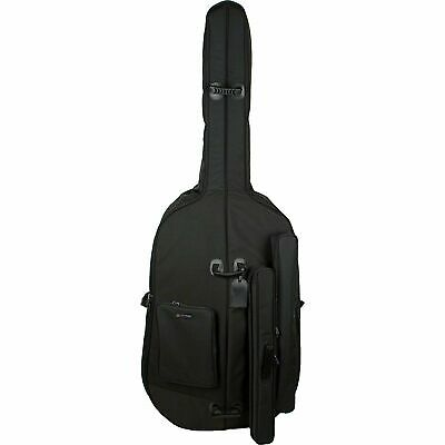 Protec 3/4 Upright Bass Gig Bag - Gold Series C313  Deluxe Padded Bag