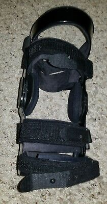 Free shipping Donjoy Defiance left medium Knee Brace ACL Protection