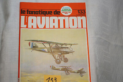 le fana de l'aviation-n°133-le Curtiss P40 4°-Douglas Skynight 3°-12/80